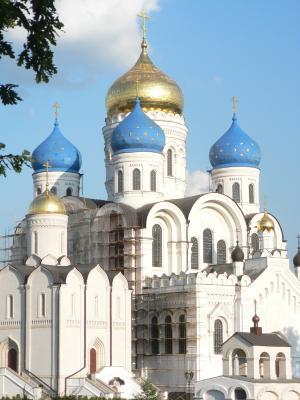 Monastery - Dzerzhinskyi city