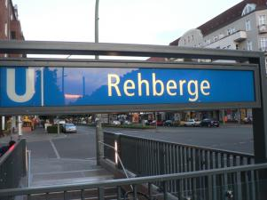 U-bahn Rehberge
