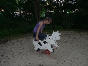 At the Children's playground