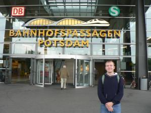Potsdam Railway Station