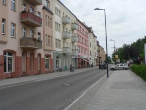 Oranienburg streets