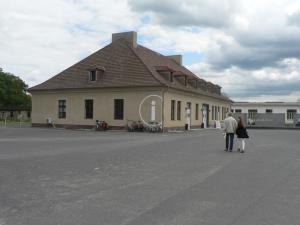 Sachsenhausen museum building