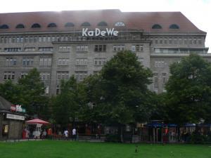 Trade center KaDeWe