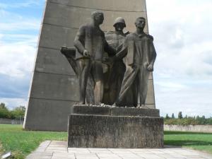 Monument to Soviet soldiers in Oranienburg
