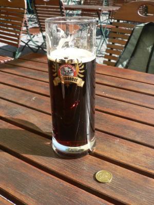 Пива бокал