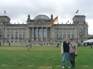 Near Reichstag