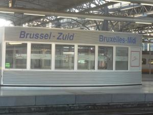 Brussels Railway Station