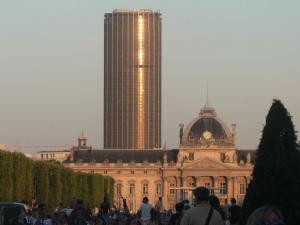 Scyscraper in Paris