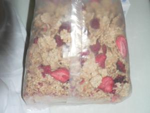 Our breakfast - cereal