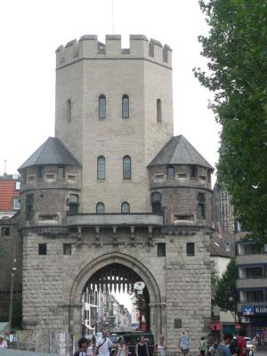 Architecture of Cologne - the old city