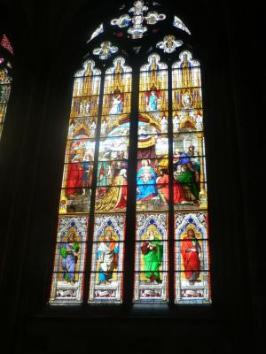 Pictures in Cologne Cathedral