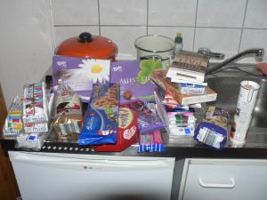 Sweets are going to Russia