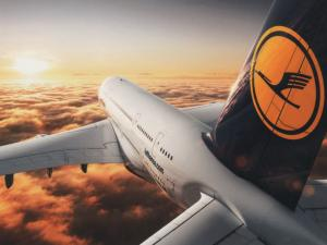 Люфтганза - немецкий авиа перевозчик