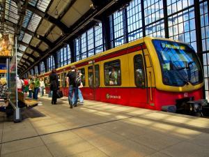Немецкий монополист Deutsche Bahn