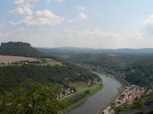 Панорама реки
