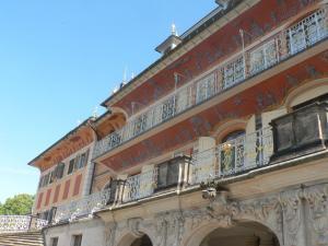 Замок-дворец Пильниц