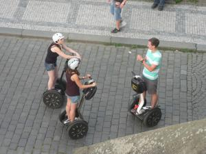 Транспортные средства в Праге