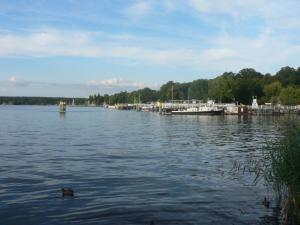 Озеро Ванзее